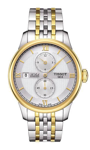 圖三 力洛克系列規範指針男款腕錶 建議售價 NT$29,500