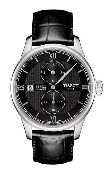 圖六 力洛克系列規範指針男款腕錶 建議售價 NT$24,300
