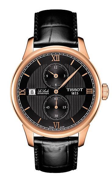 圖四 力洛克系列規範指針男款腕錶 建議售價 NT$27,800