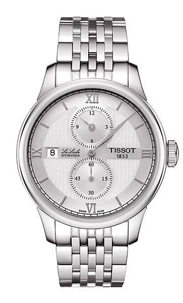 圖五 力洛克系列規範指針男款腕錶 建議售價 NT$26,000