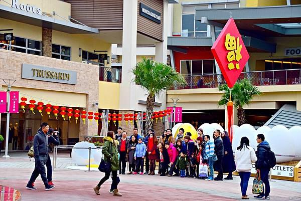 華泰名品城過年連假力拼三億業績