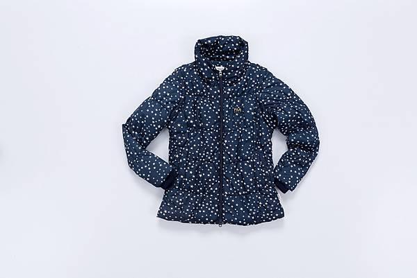 FILA可拆袖外套 $6,280【星空藍】