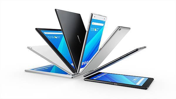 【Lenovo MWC 】Tab 4 系列平板 全家大小需求一機搞定