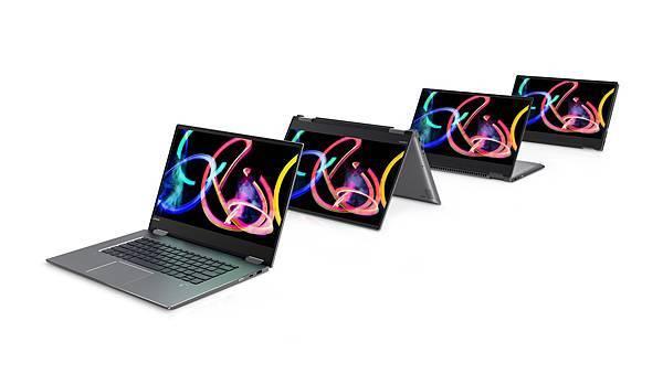 【Lenovo MWC 】YOGA系列筆電再添生力軍 設計感與行動效能兼具