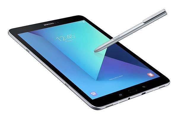Samsung Galaxy Tab S3 銀色_01