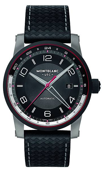 115080 萬寶龍TimeWalker時光行者系列兩地時間腕錶,NT$123,500