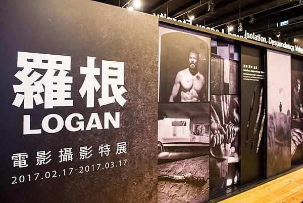 #MercedesBenzPopUpTaipei 品牌概念館及二十世紀福斯影業特於館內打造《羅根》電影攝影特展。
