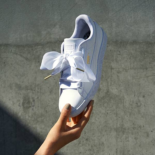 PUMA Basket Heart_建議售價NT$2,780