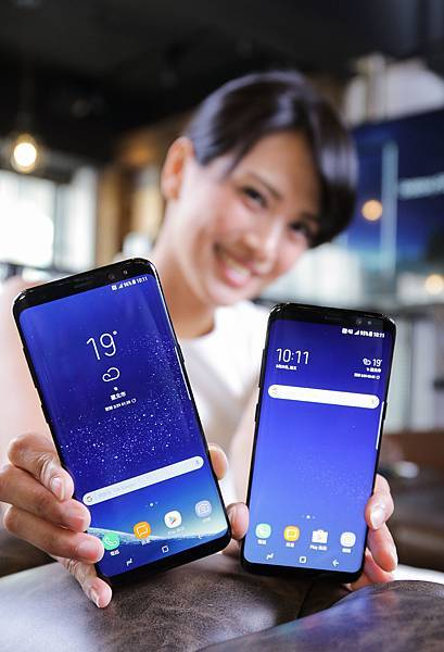 Galaxy S8 及Galaxy S8+_1