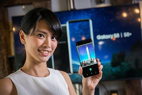 Bixby圖像辨識台北地標101