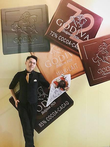 GODIVA 生活形象店開幕打卡活動即刻開跑_2