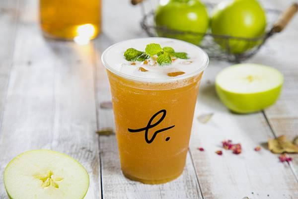 青蘋果風味冰茶