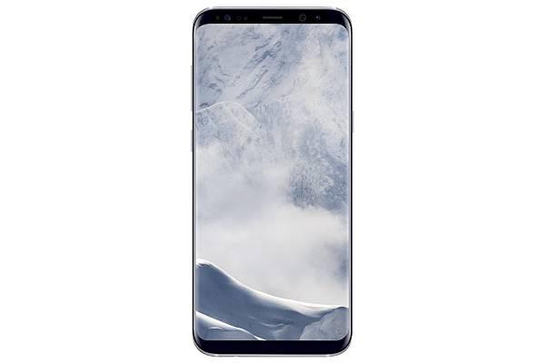 Galaxy S8極地銀
