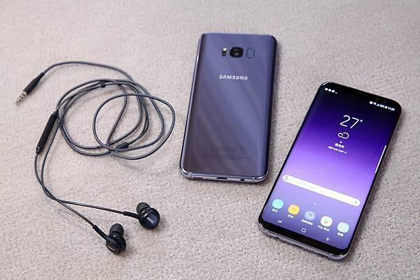Galaxy S8與S8+隨機附贈AKG by Harman調音的全新高性能耳機