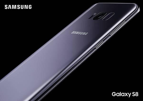 Galaxy S8 薰紫灰_3