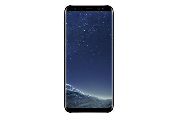 Galaxy S8晶墨黑_2