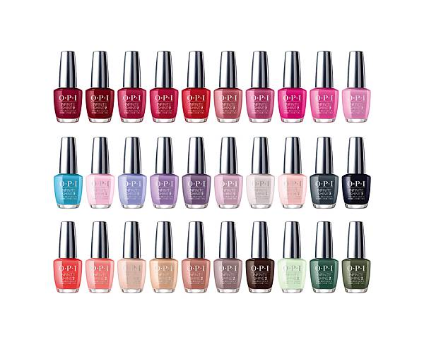OPI Infinite Shine Collection如膠似漆2.0 系列