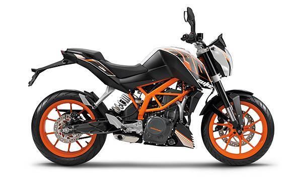 KTM 390 Duke_售價 $318,000