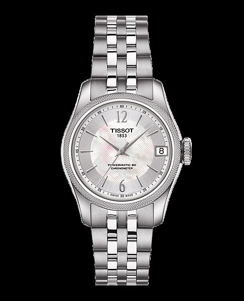 图12:寶環系列矽游絲COSC女款腕錶 建議售價 NT$32,400