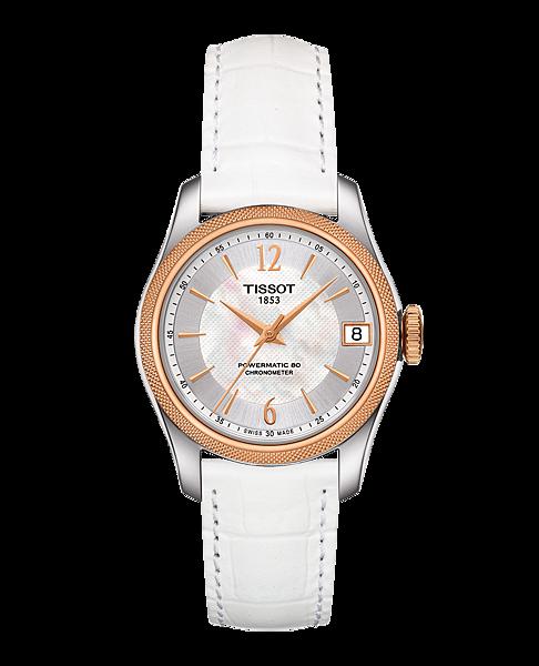 图13:寶環系列矽游絲COSC女款腕錶 建議售價 NT$32,400