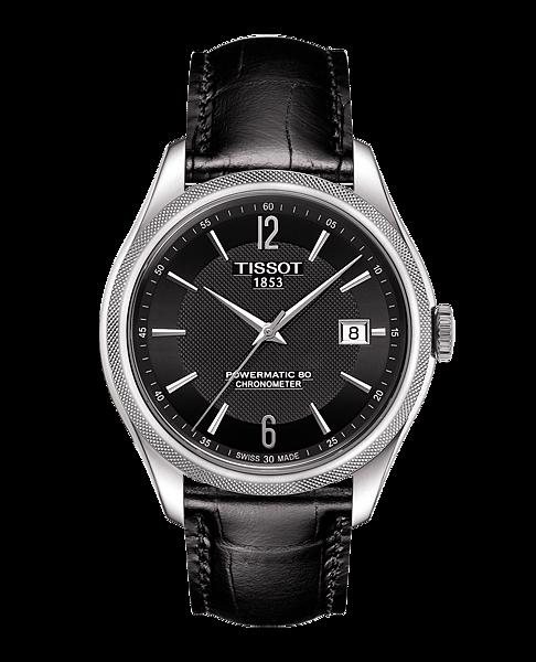 图8: 寶環系列矽游絲COSC男款腕錶 建議售價 NT$30,600
