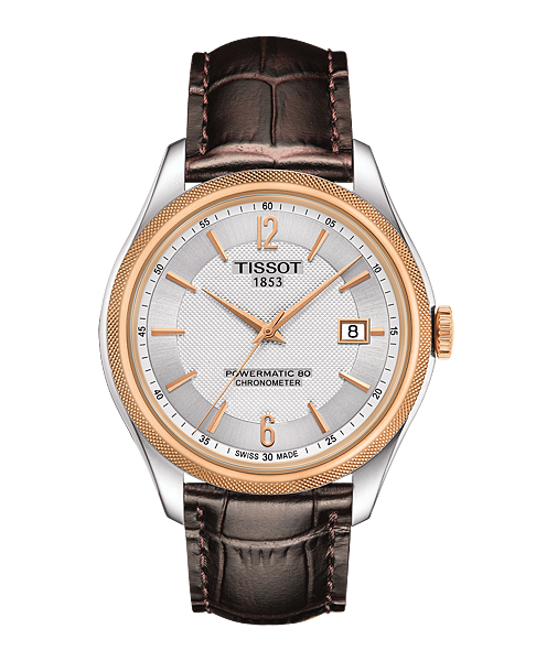 图11: 寶環系列矽游絲COSC男款腕錶 建議售價 NT$32,400