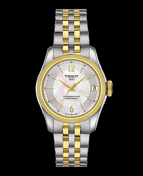 图14: 寶環系列矽游絲COSC女款腕錶 建議售價 NT$35,900
