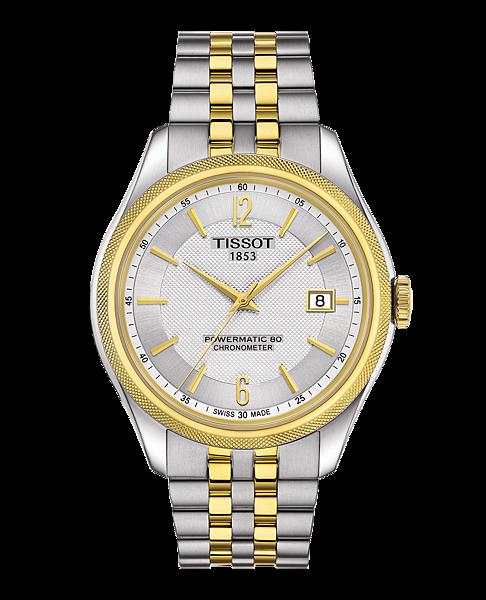 图10: 寶環系列矽游絲COSC男款腕錶 建議售價 NT$35,900