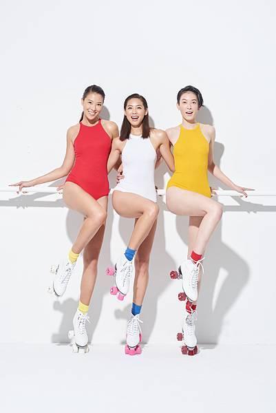 林可彤、林又立、劉欣瑜首本新書《女子訓練營》封面超吸睛!420正式上市!