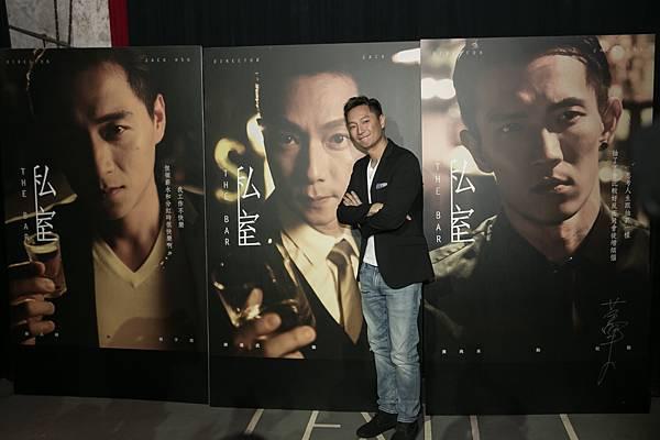 謝袓武出席SELFPICK全新4K網劇私室發布記者會(照片提供:SELFPICK)
