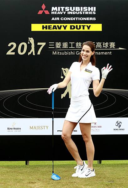 2017三菱重工航太級空調代言人Akemi(1)