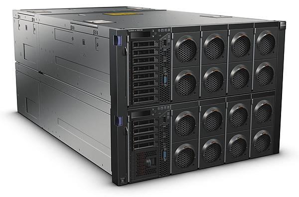 對於採用SAP商用程式系統的企業 Lenovo x3950 X6擁有絕佳的工作處理表現