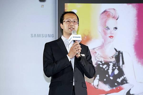 台灣三星電子行動與資訊事業部副總經理李元榮