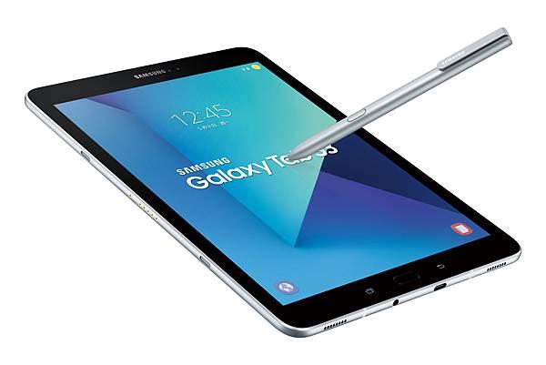 Samsung Galaxy Tab S3經典銀_02