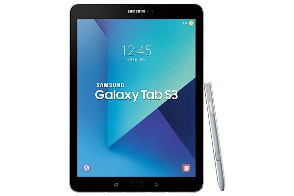 Samsung Galaxy Tab S3經典銀_01