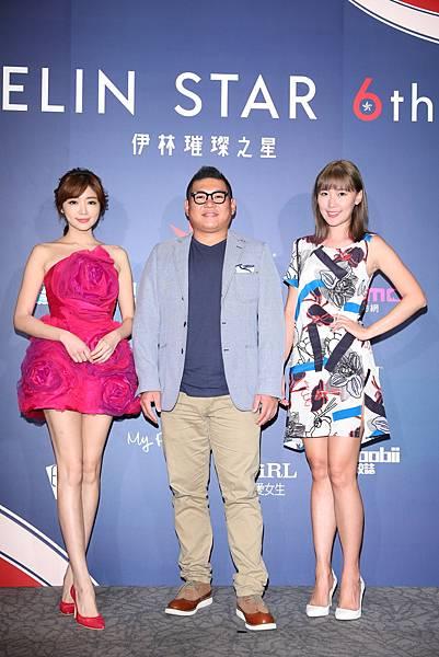 圖8.從左至右 成語蕎、大愷、李懿(由伊林娛樂提供)