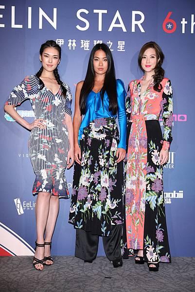 圖1.從左至右 王思偉、王麗雅、吳品萱 (由伊林娛樂提供)