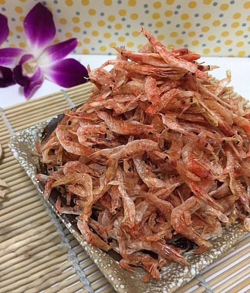 蝦皮拍賣嚴選在地包粽食材 旗津優良老店國寶級東港櫻花蝦