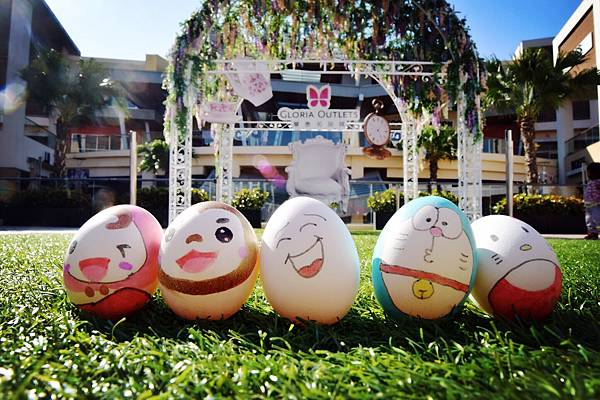 GLORIA OUTLETS華泰名品城將於5.30邀請桃園市長鄭文燦蒞臨,帶領上千民眾一同彩繪立蛋