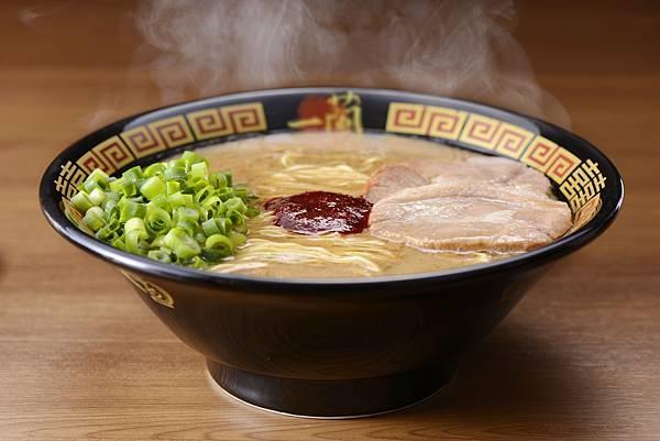 圖五:天然豚骨湯拉麵(創業以來)
