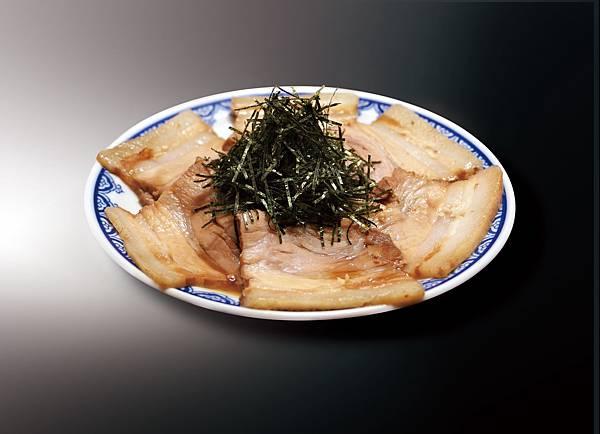 圖六:釜醬汁豚骨叉燒肉