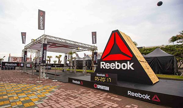 【新聞圖說一】Reebok x Spartan Race斯巴達障礙跑