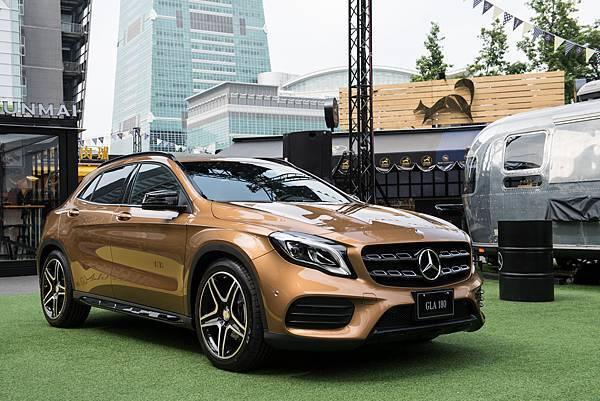 全新古銅金車色,在艷陽下閃耀著獨特的光輝,為新世代買家提供更與眾不同的選擇