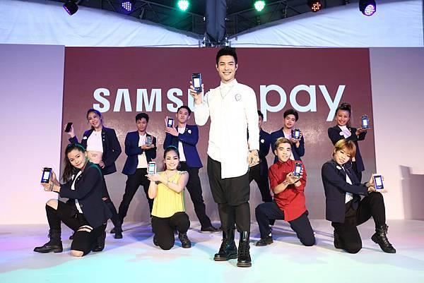 Samsung Pay一機在手 無所不Pay 能嗶也能刷