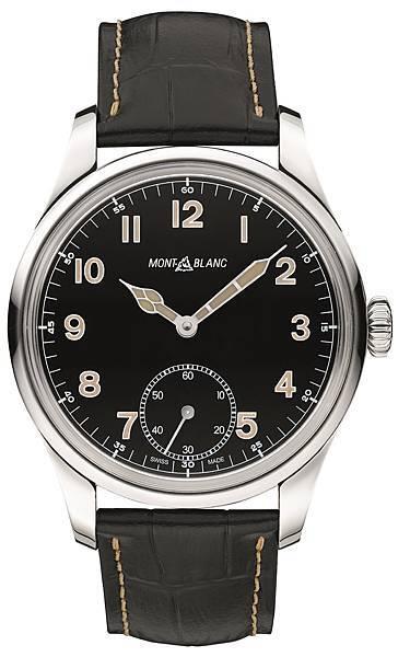 113860 萬寶龍1858系列小秒針腕錶限量款,NT$106,200jpg