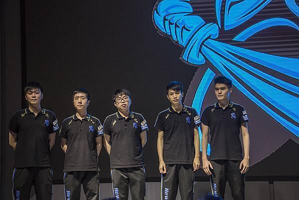 【ZOTAC 新聞圖片】來自中國的頂級戰隊 Newbee ,全球排名11。是ZOTAC CUP MASTERS的《DOTA 2》熱門奪冠隊伍之一