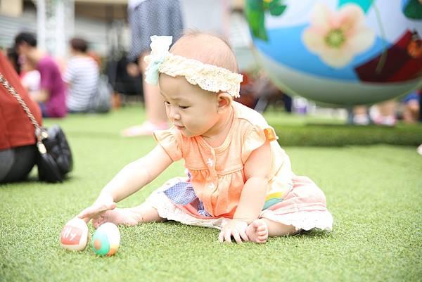 慶端午,小朋友參與彩繪立蛋
