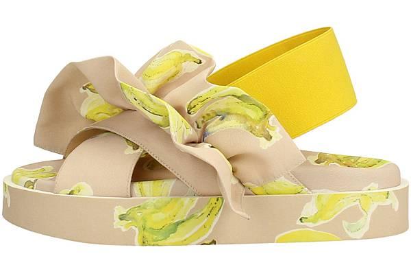 MSGM _夏日香蕉涼鞋_NT16800