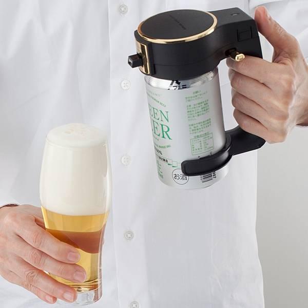 【新聞附件9】啤酒發泡器