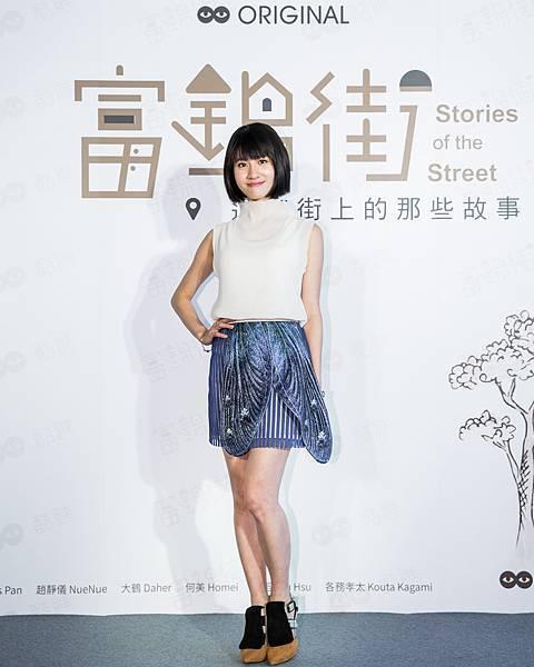 富錦街-這條街上的那些故事,女主角連俞涵